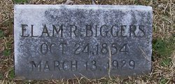 Elam Robert Biggers