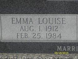 Emma Louise Carroll