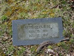 Betty Jean Ring