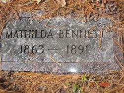 Mathilda Bennett