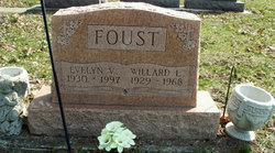 Evelyn V Foust