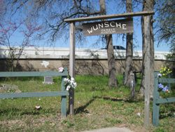 Wunsche Family Cemetery