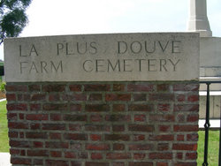 La Plus Douve Farm Military Cemetery