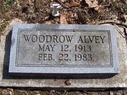 Woodrow Alvey
