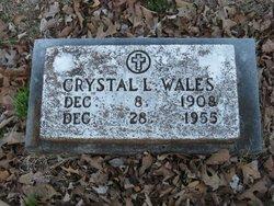 Crystal Elnora <I>Lohnes</I> Wales