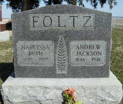 Andrew Jackson Foltz