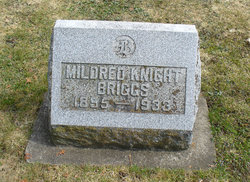 Mildred <I>Knight</I> Briggs