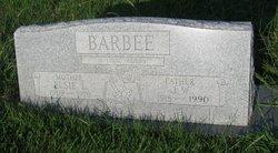 """Jesse William """"J W"""" Barbee"""