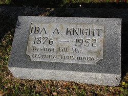 Ida Mary <I>Adams</I> Knight
