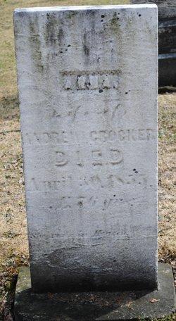 Anna <I>Leland</I> Crocker