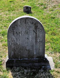 Mary F <I>Adkins</I> Moren