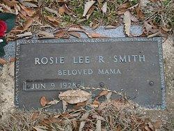 Rosie Lee <I>Roberts</I> Smith