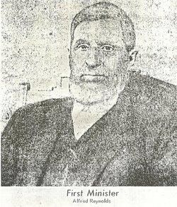 Joseph Alfred Reynolds