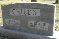 A Blaine Childs