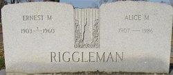 Alice M Riggleman