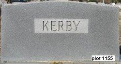 Sadie <I>Bostany</I> Kerby