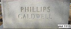 Mildred <I>Caldwell</I> Phillips