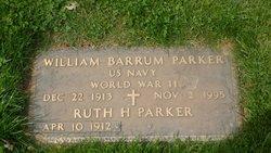 William Barrum Parker