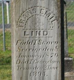 Frans Emil Lind