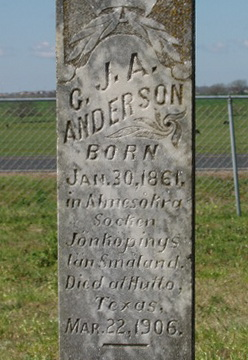 G. J. A. Anderson