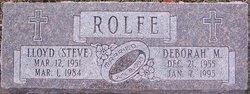 "Lloyd ""Steve"" Rolfe"