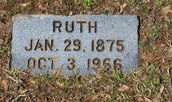 Ruth <I>King</I> Daniel
