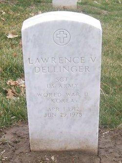 Lawrence V Dellinger