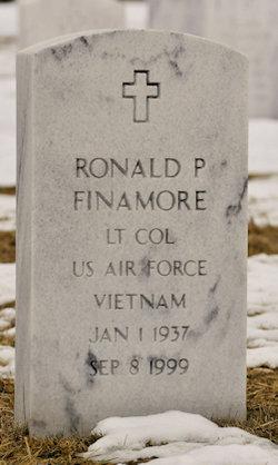 Ronald P Finamore