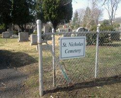 Saint Nicholas Hungarian Greek Church Cemetery