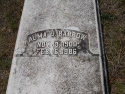 Alma J. Barrow