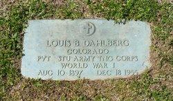 Louis B Dahlberg