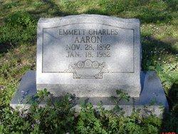 Emmett Charles Aaron
