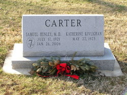 Samuel Henley Carter