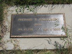 """Phyllis Y. """"Phyl"""" <I>Millstead</I> Engelson"""