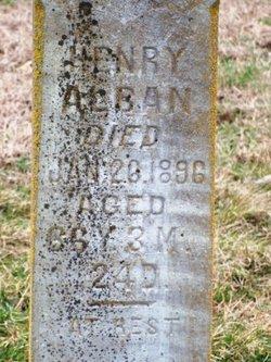 Henry Alban