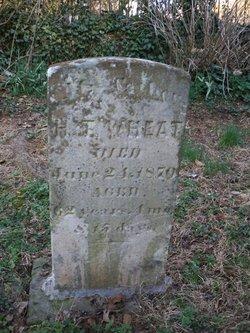 Horatio T Wheat