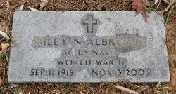 Riley Nathaniel Albright