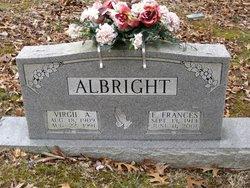 Virgil Arlee Albright