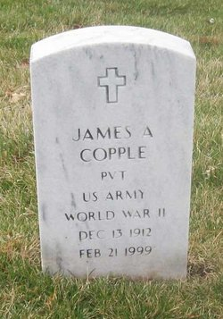 James A Copple