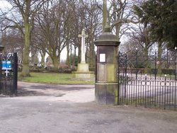 Ryecroft Cemetery