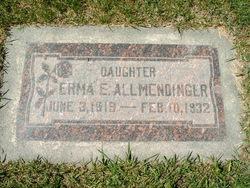 Erma Athelora Allmendinger