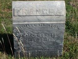 Thomas Granger Atkinson