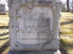 Mary <I>Van Every</I> Jones