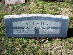 Edna Virginia <I>Howard</I> Allmon