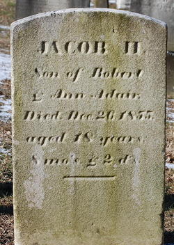 Jacob H. Adair