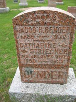 Jacob H Bender