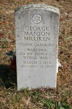 George Manson Milliken