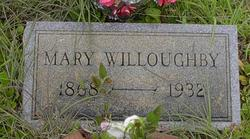 Mary Ann <I>Fant</I> Willoughby