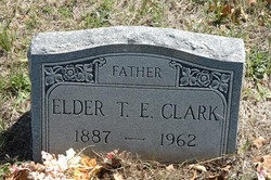 Elder Thomas Earl Clark Sr.