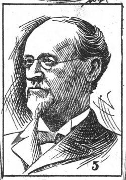 Maj James Hamilton Capers Sr.
